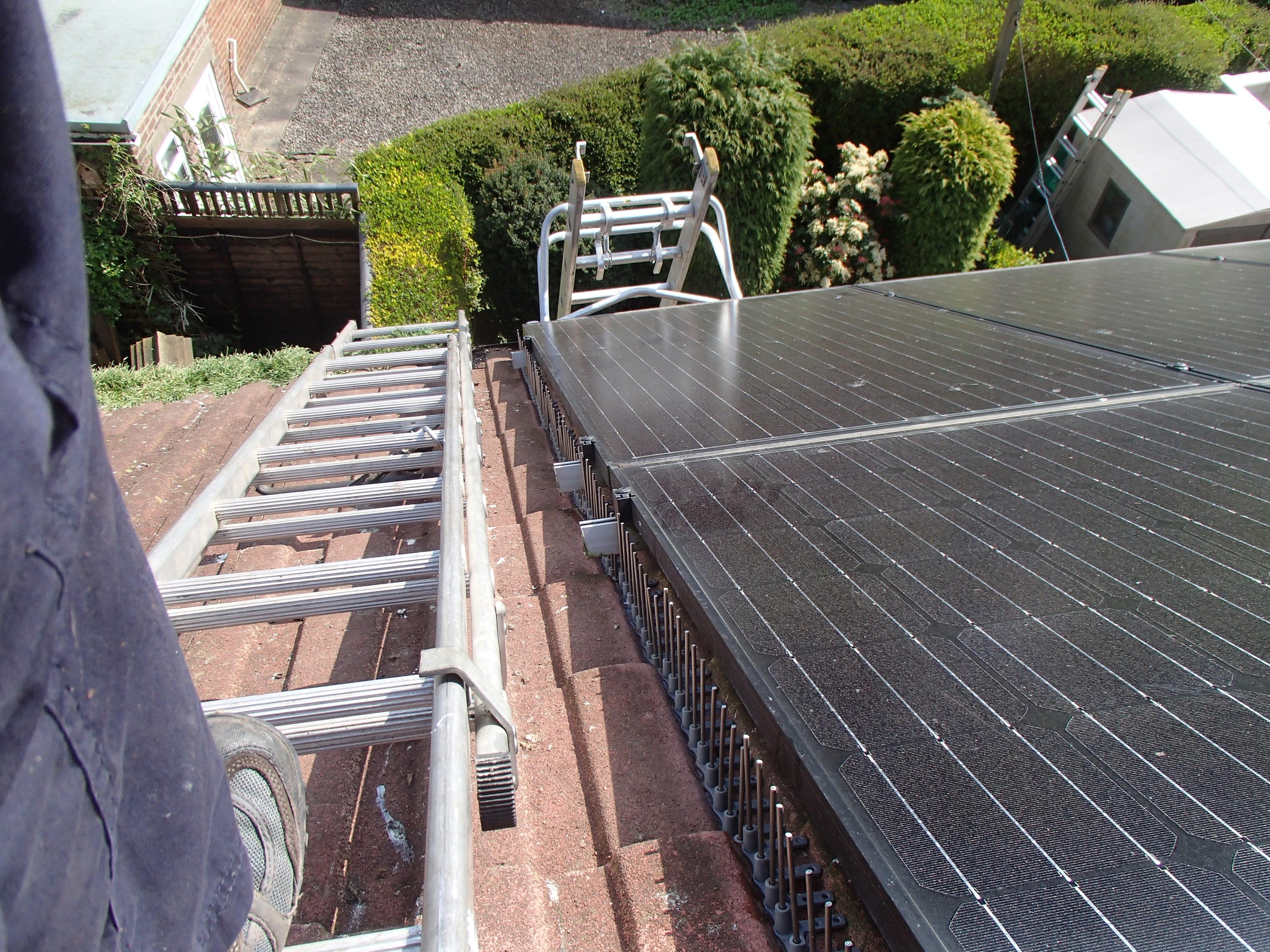 Solar Panel Pigeon Spikes_4